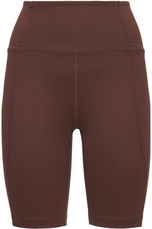 GIRLFRIEND COLLECTIVE Dames Korte sportbroeken - High-rise Bike Shorts