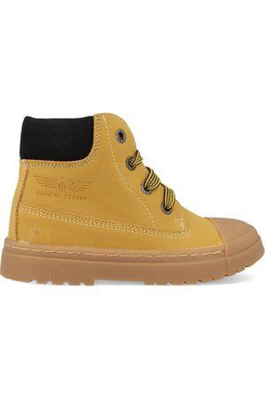 Shoesme Boot biker yellow sw21w007-c