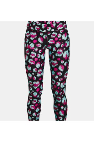 Under Armour Hg armour printed ankle crop 1361239-002