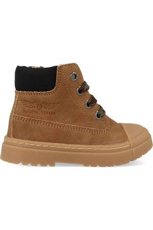 Shoesme Boot biker brown sw21w007-b