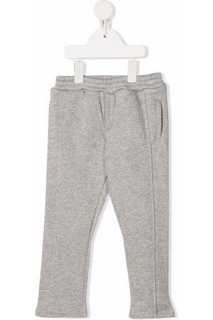 Balmain Baby Joggingbroeken - Logo-print sweat pants