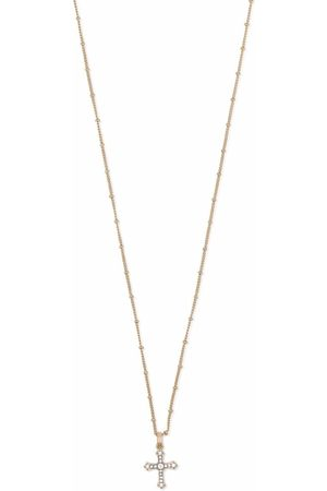 Dolce & Gabbana Cross-pendant necklace