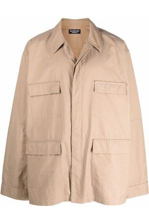 Balenciaga Heren Leger jassen - Military pyjama jacket