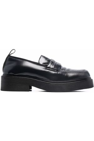 Marni Square-toe loafers