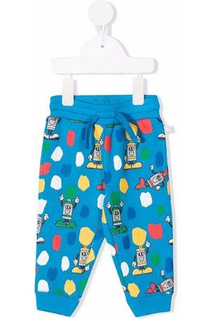 Stella McCartney Paint Tubes track pants