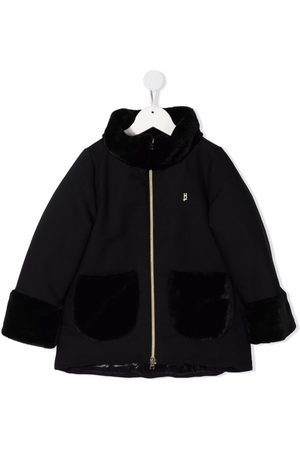 HERNO Virgin-wool pocket coat