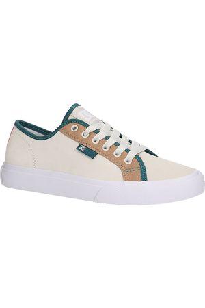 DC Dames Sneakers - Manual SE Sneakers groen