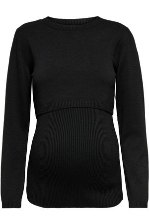 ONLY Mama Nursing Knitted Pullover Dames