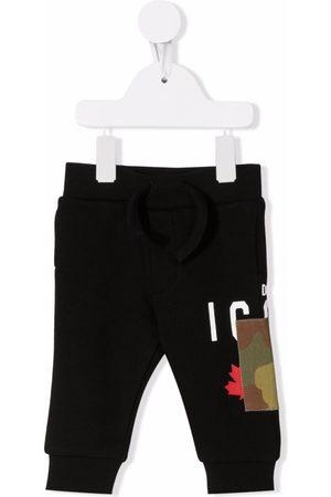 Dsquared2 Joggingbroeken - Camouflage-patch track pants