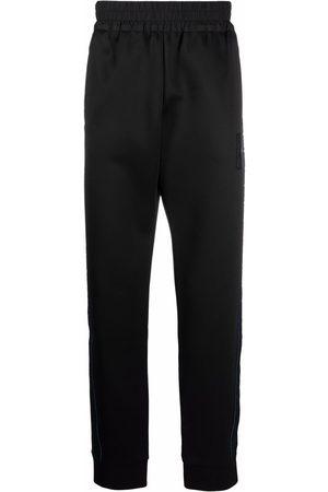 Fendi Logo-patch track pants