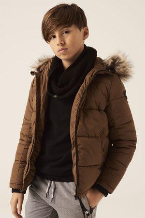 GARCIA Jongens Sjaals - Zwarte sjaal h13736 60 black