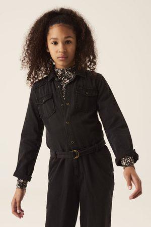 GARCIA Zwarte denim jumpsuit h12683 2816 grey vintage