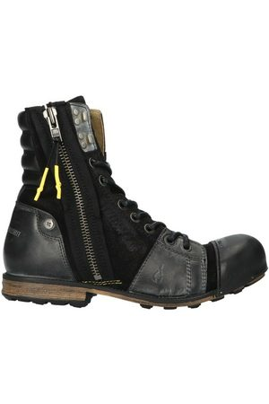 Yellow Cab Lace up boots