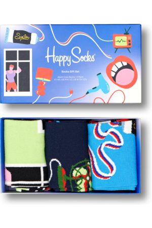 Happy Socks Home Edition Gift Set 3-Pack