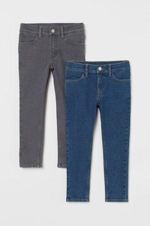 H & M Set van 2 Skinny Fit Jeans