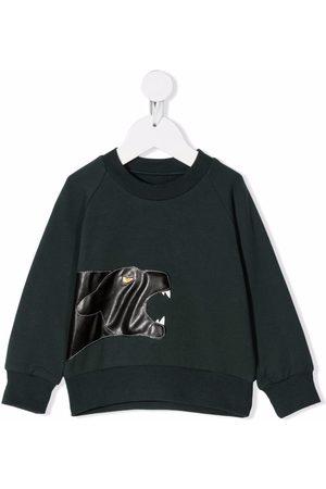 WAUW CAPOW by BANGBANG Jongens Sweaters - Blaise cotton sweatshirt