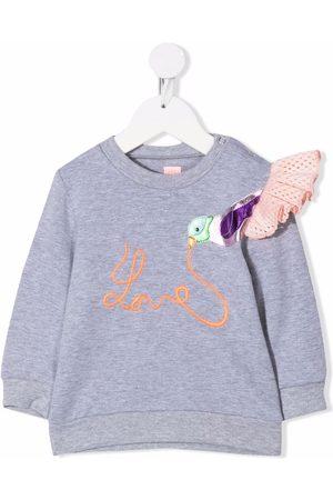 WAUW CAPOW by BANGBANG Sweaters - Lucia Love sweatshirt