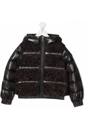 Moncler Enfant Gentiane padded down jacket