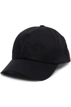 Y-3 Heren Petten - Logo-print baseball cap