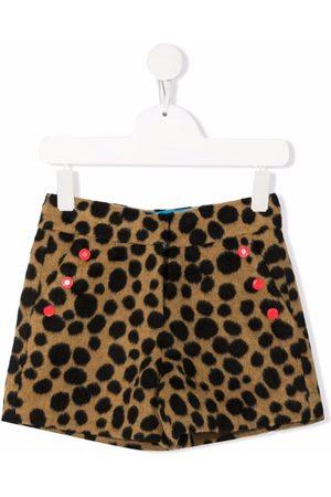 The Marc Jacobs Leopard print shorts