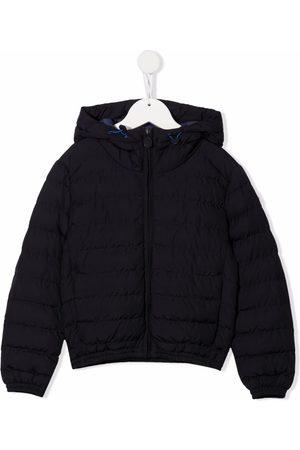 Invicta Kids Padded long-sleeve jacket