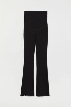 H&M MAMA Flared legging