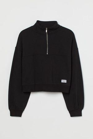 H&M Dames Sweaters - + Sweater met ritssluiting