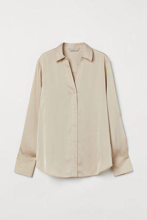 H & M Dames Blouses - Bloes met V-hals