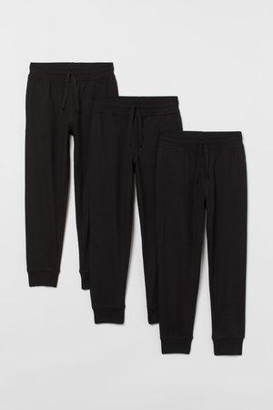 H & M Set van 3 tricot joggers