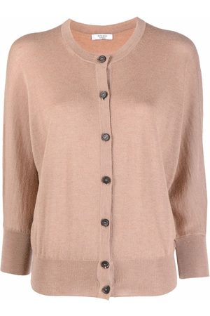 Peserico Dames Cardigans - Button-down cardigan