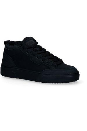 Björn Borg Heren Hoge sneakers - Zwarte Hoge Sneakers