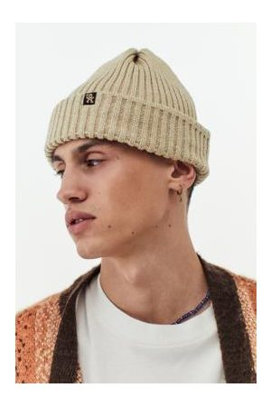 Urban Outfitters UO Nomad Cream Beanie