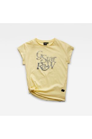 G-Star Knotted T-Shirt