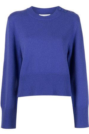Equipment Dames Gebreide truien - Rosanna buttoned jumper