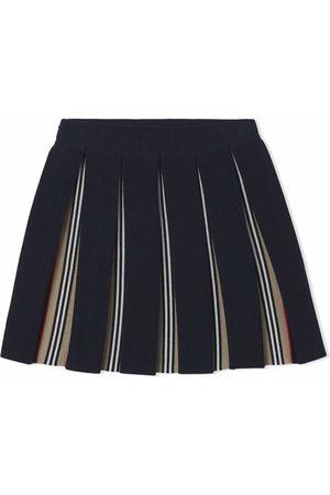 Burberry Meisjes Rokken - A-line pleated skirt