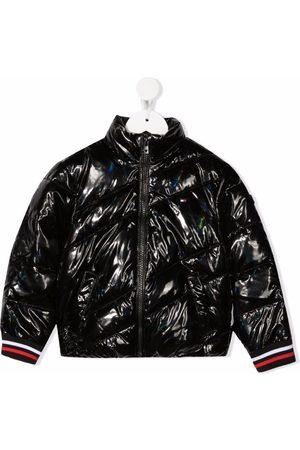 Tommy Hilfiger Glossy puffer jacket