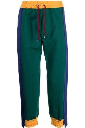 Kolor Colour-block track pants