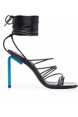OFF-WHITE Allen wrap-ankle sandals