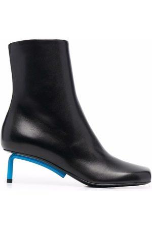 OFF-WHITE Dames Enkellaarzen - Allen 60mm ankle boots