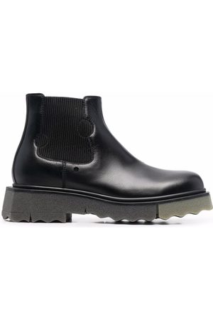 OFF-WHITE Heren Enkellaarzen - Sponge-sole Meteor Chelsea boots
