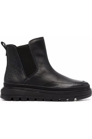 Timberland Round-toe ankle boots