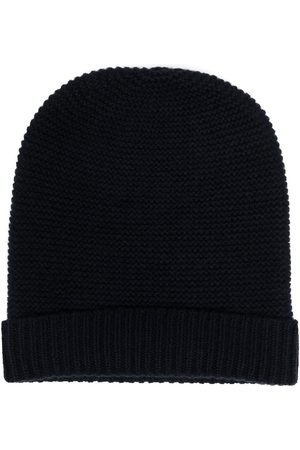 N.PEAL Knitted cashmere beanie