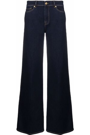 7 for all Mankind Dames Bootcut - Wide-leg flared jeans