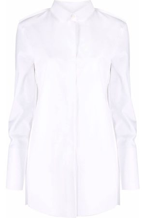 OFF-WHITE Dames T-shirts - POPEL FRENCH SEAMED SHIRT NO COLOR