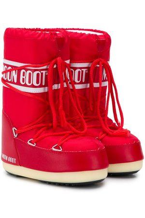 Moon Boot Logo print snow boots