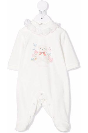 Monnalisa Pyjama's - Teddy-bear print pyjamas