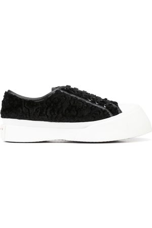 Marni Chunky-sole lace-up sneakers