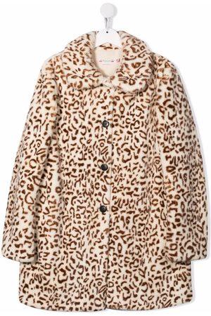 BONPOINT Bontjassen - Faux-fur coat