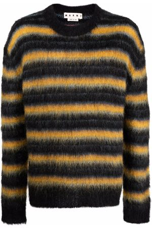Marni Striped knitted jumper