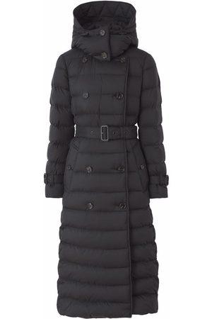 Burberry Dames Donsjassen - Detachable-hood padded coat